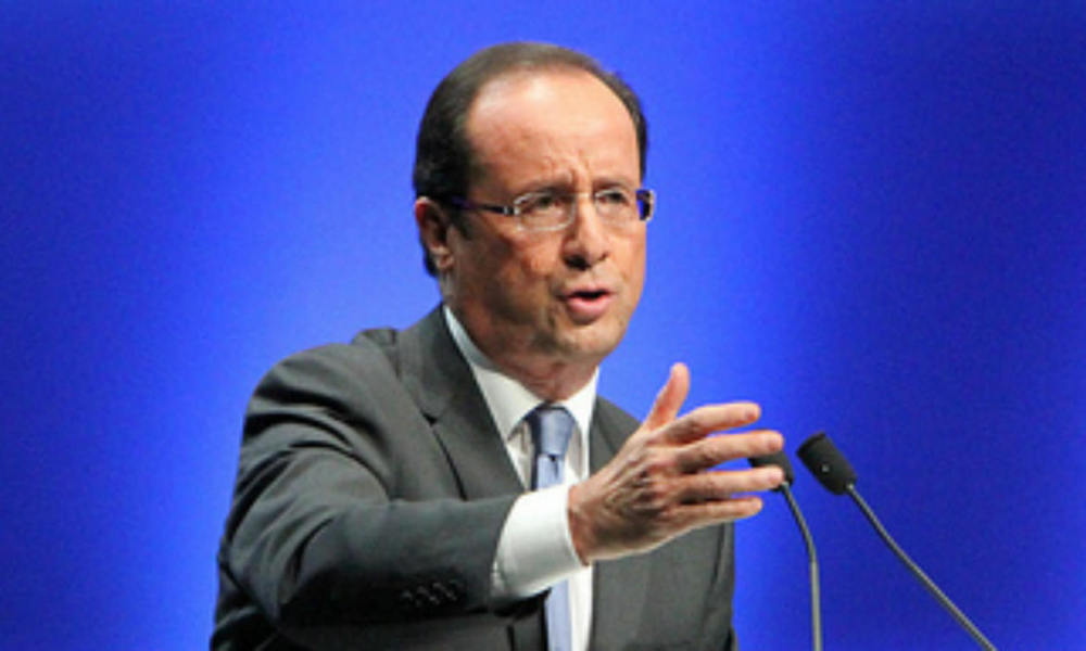 François Hollande ne souhaite pas remettre en cause l'accord du Touquet. (Photo d'illustration)