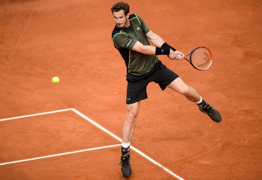 Roland-Garros : Murray sans forcer