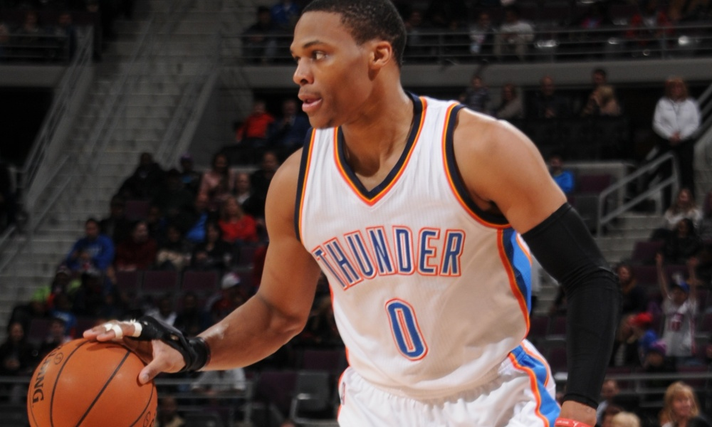 NBA : L'incroyable dunk de Russell Westbrook