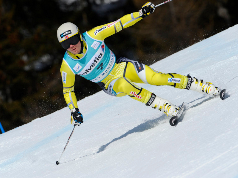 Super G (Lake Louise) : Jansrud double la mise