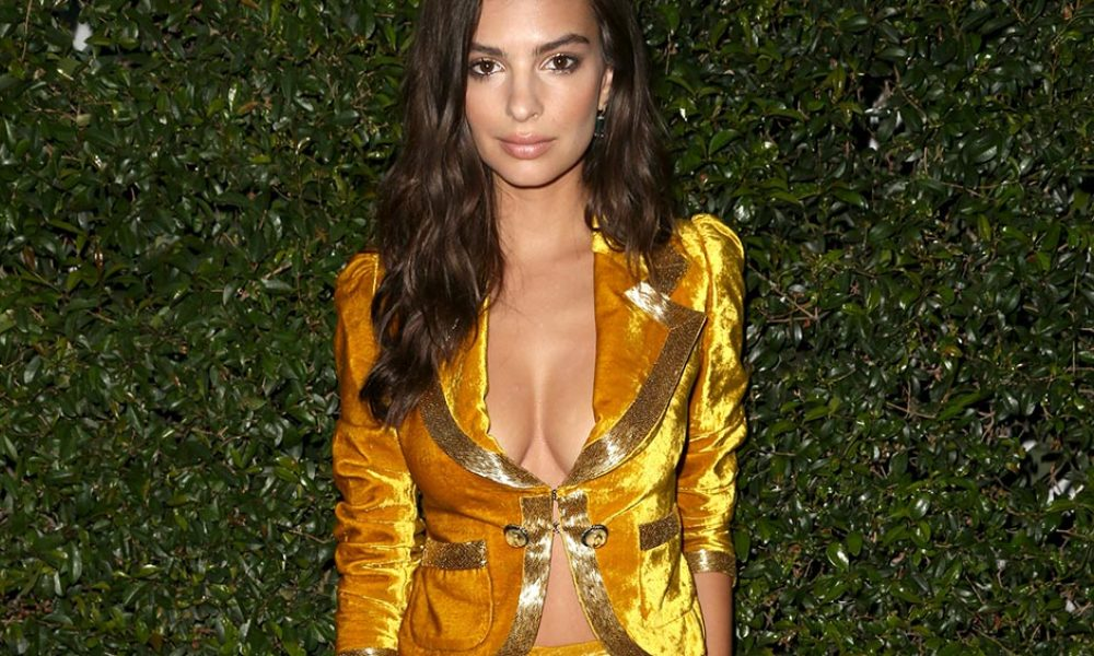 Actress Emily Ratajkowski attends Max Mara Celebrates Natalie Dormer - The 2016 Women in Film Max Mara Face of the Future at Chateau Marmont on June 14, 2016 in Los Angeles, California.