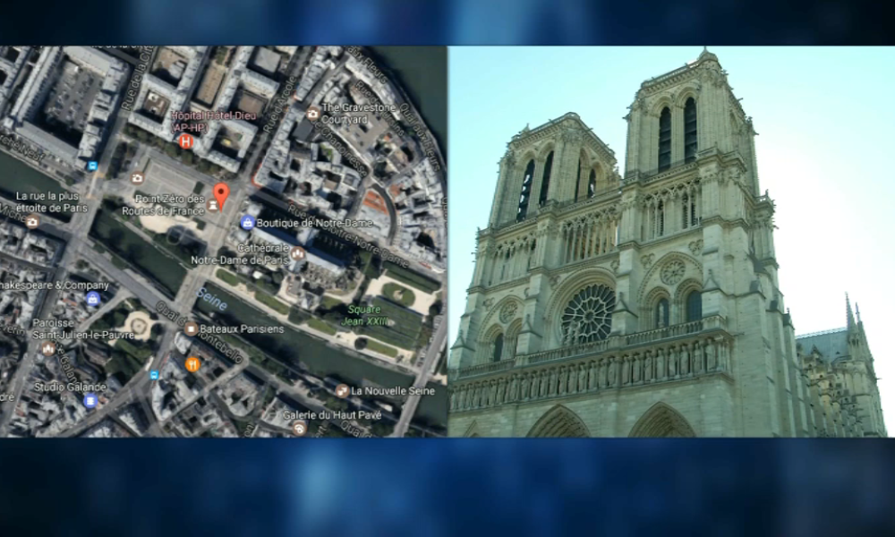 Notre-Dame de Paris: man shot by police after attacking them with a hammer