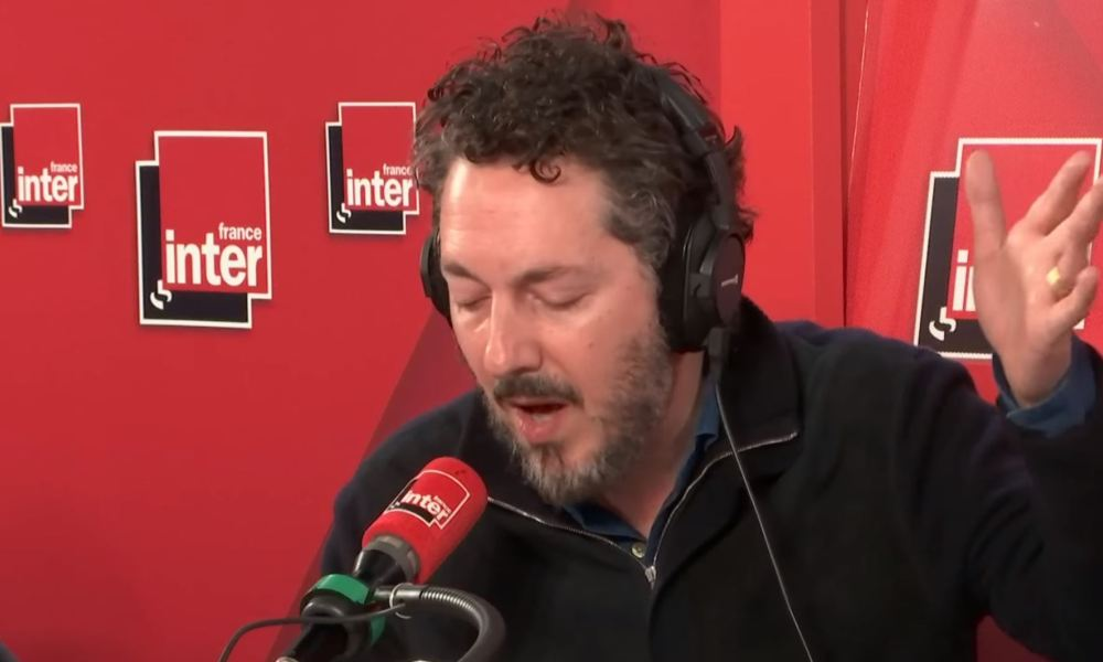 Guillaume Gallienne le 16 avril