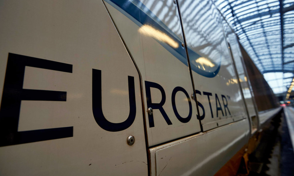 Un Egyptien est entre la vie et la mort, ce mercredi, après s'être électrocuté en tant de prendre clandestinement un train Eurostar, à Paris, en direction du Royaume-Uni. (Photo d'illustration)