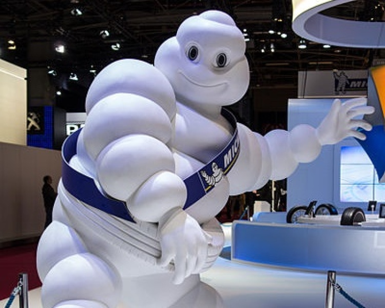 Avant Total, Michelin a également été confrontée à la disparition brutale de son patron Edouard Michelin