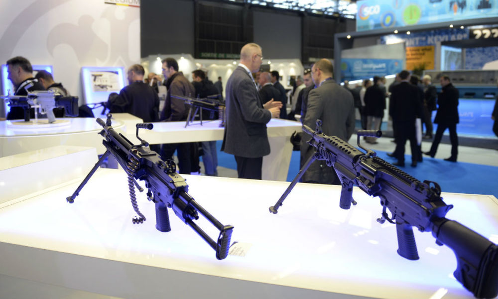 salon milipol paris un stand ferm apr s la d couverte ForSalon Milipol