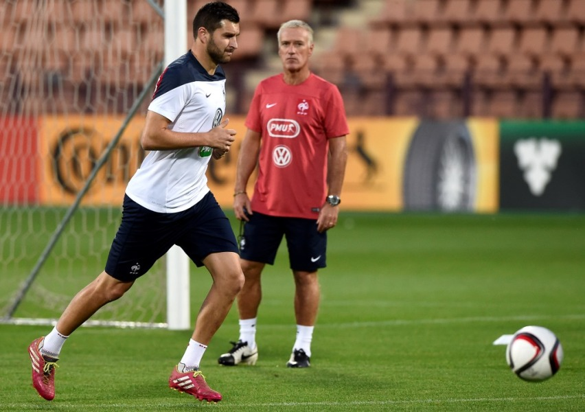 Deschamps : « Gignac confirme sa grande forme »