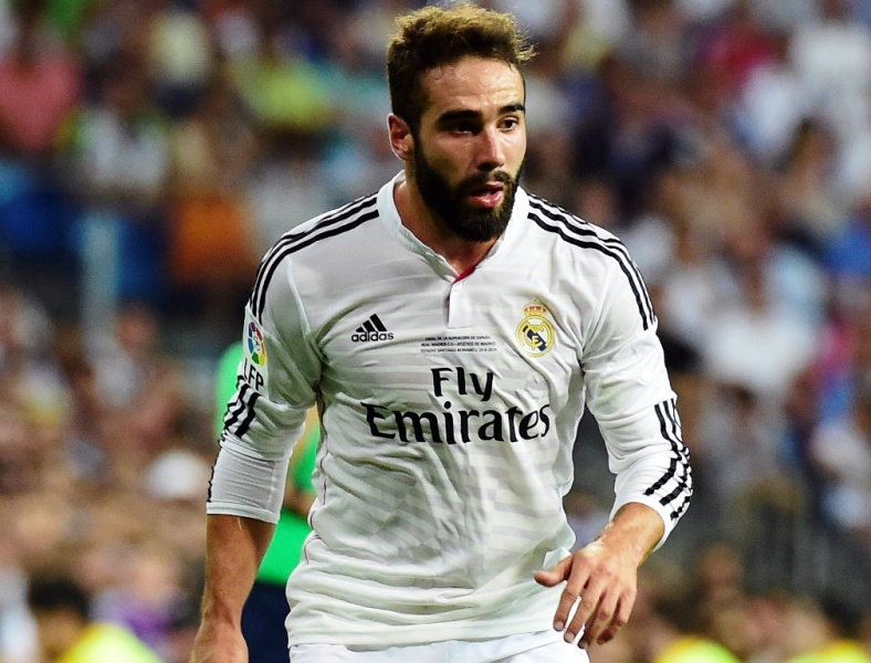 Real Madrid : Carvajal ne sera pas poursuivi par l'UEFA