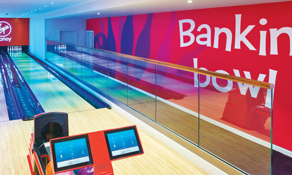 Banque bowling