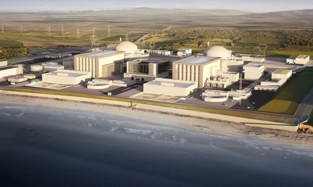 Hinkley Point: Bouygues remporte un contrat à 1,7 milliard d'euros