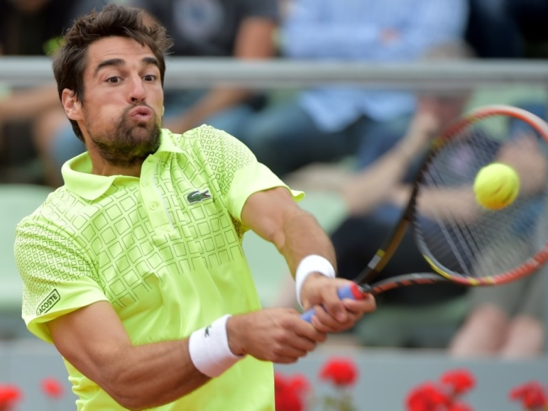Sydney : Chardy poursuit sa route