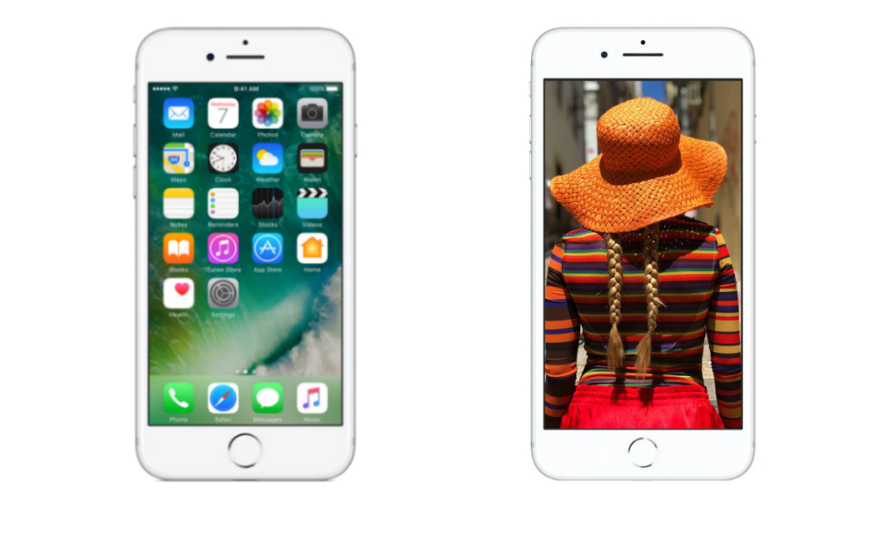 iPhone 7 et 8