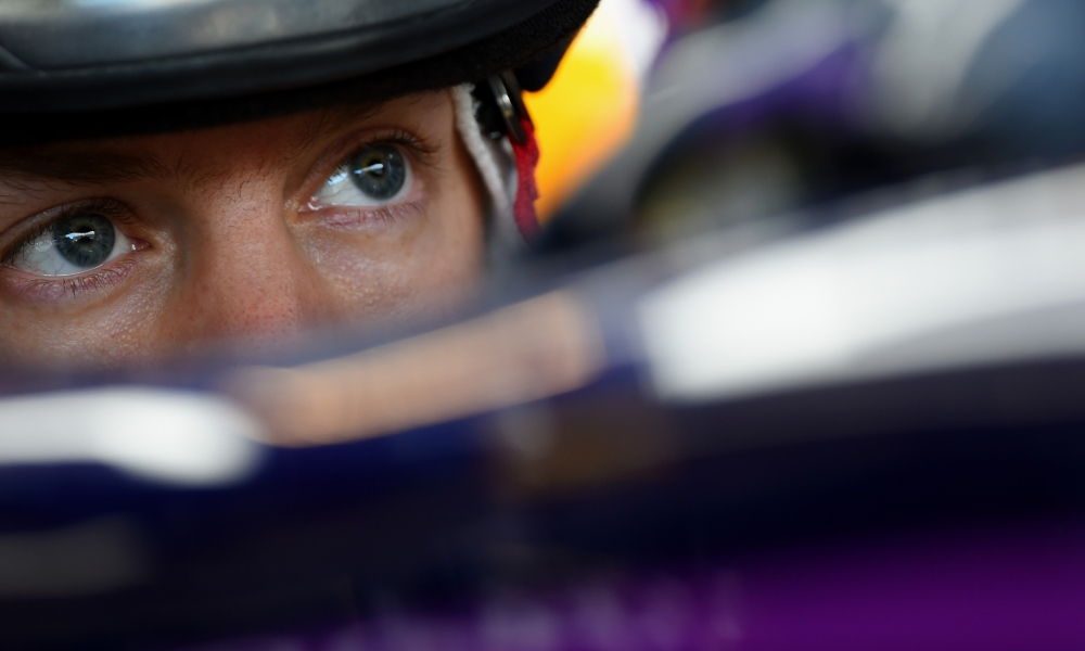 Vettel : « On ne va pas battre Mercedes en un an »