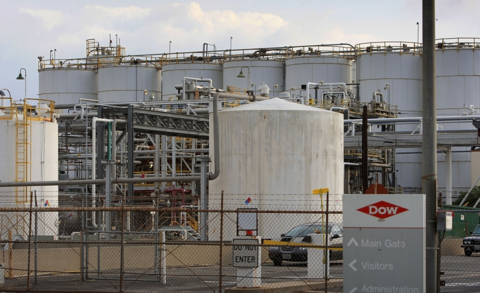 Dow Chemical supprime des emplois.