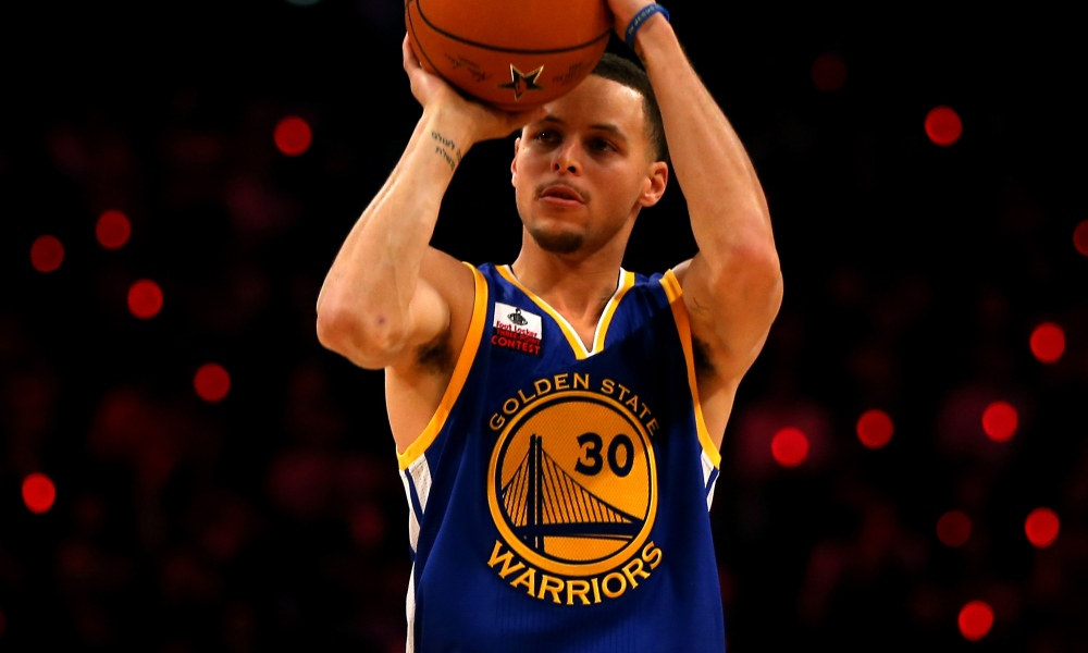 NBA : Curry en feu contre Portland