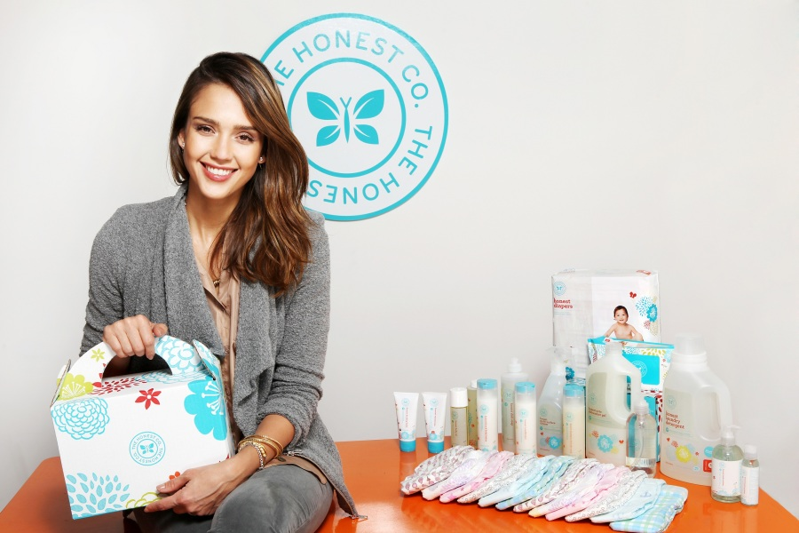 Star d'Hollywood, Jessica Alba va vendre sa start-up plus d'un milliard