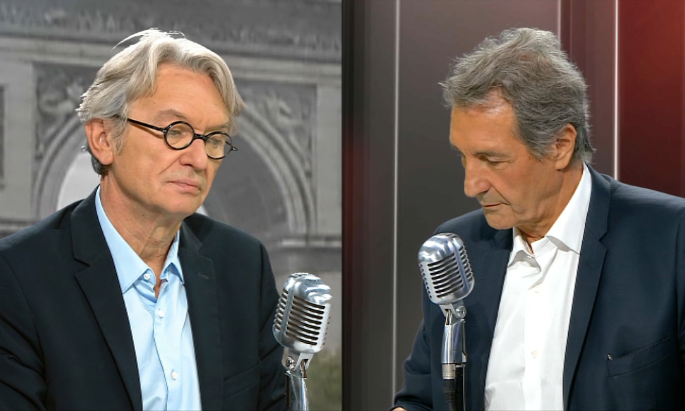 Jean-Claude Mailly sur BFMTV-RMC.