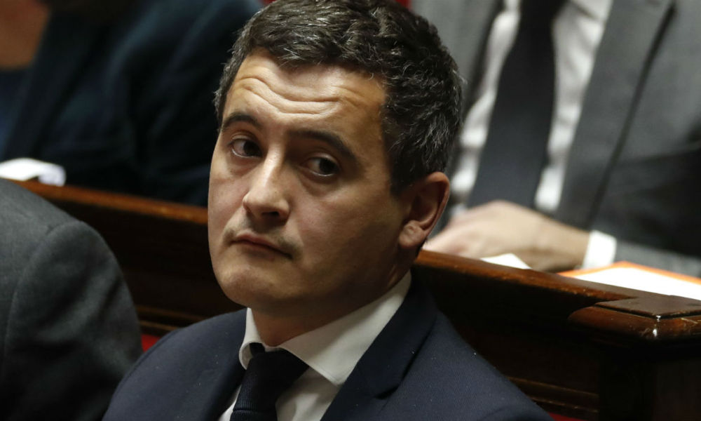 Gérald Darmanin - PATRICK KOVARIK / AFP Commenter 13