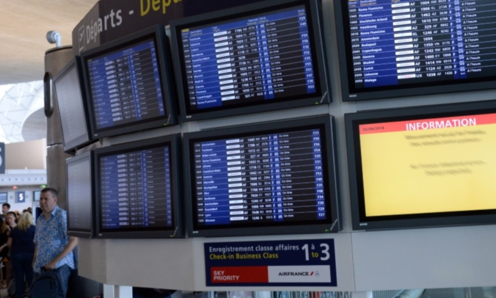Air France ADP Orly Roissy redevance