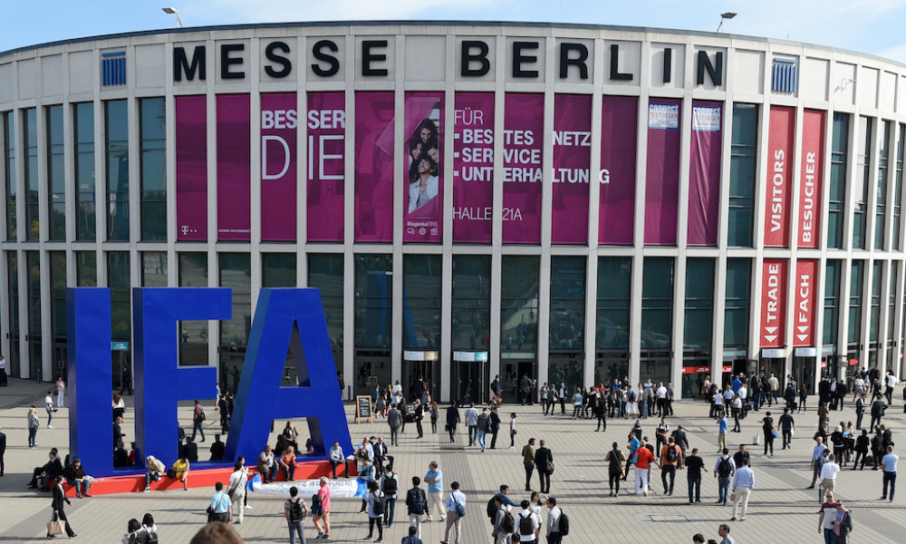 L'IFA, salon international d'électronique grand public, se tiendra à Berlin du 1er au 6 septembre, avec pour tendance l'intelligence artificielle.