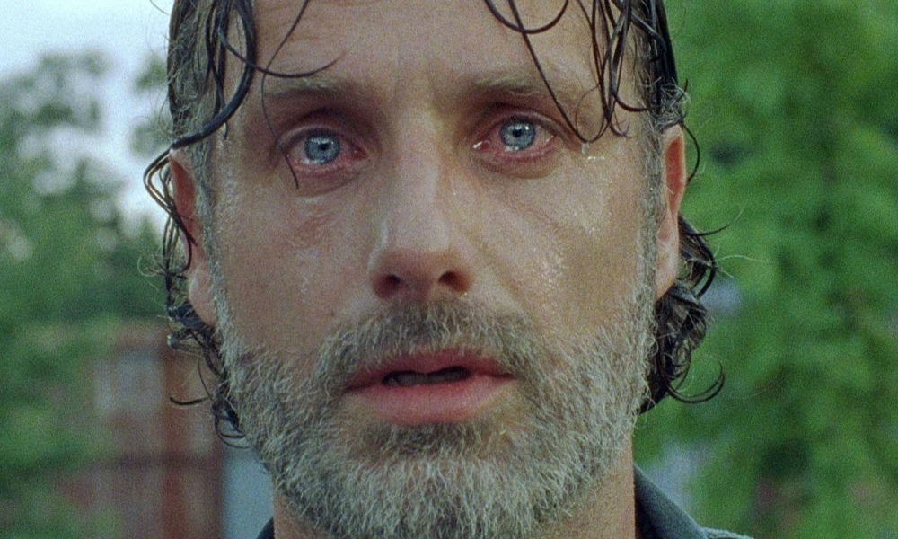 Andrew Lincoln dans The Walking Dead