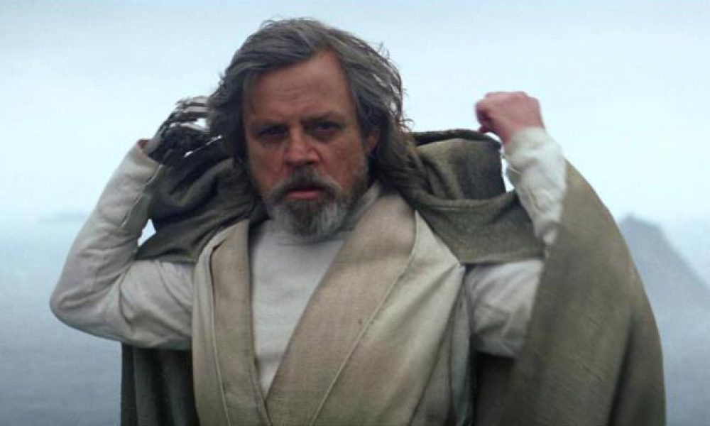 "Mark Hamill (Luke Skywalker) dans ""Star Wars Episode 7""."