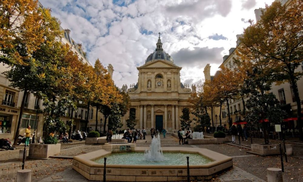 Université  de la Sorbonne - Paris