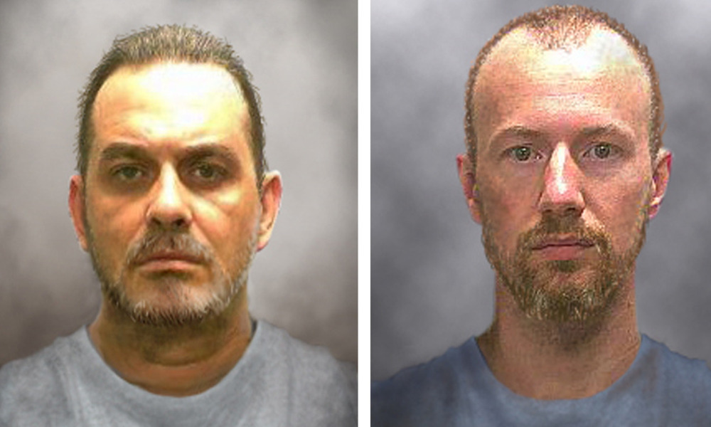 Richard Matt et David Sweat.
