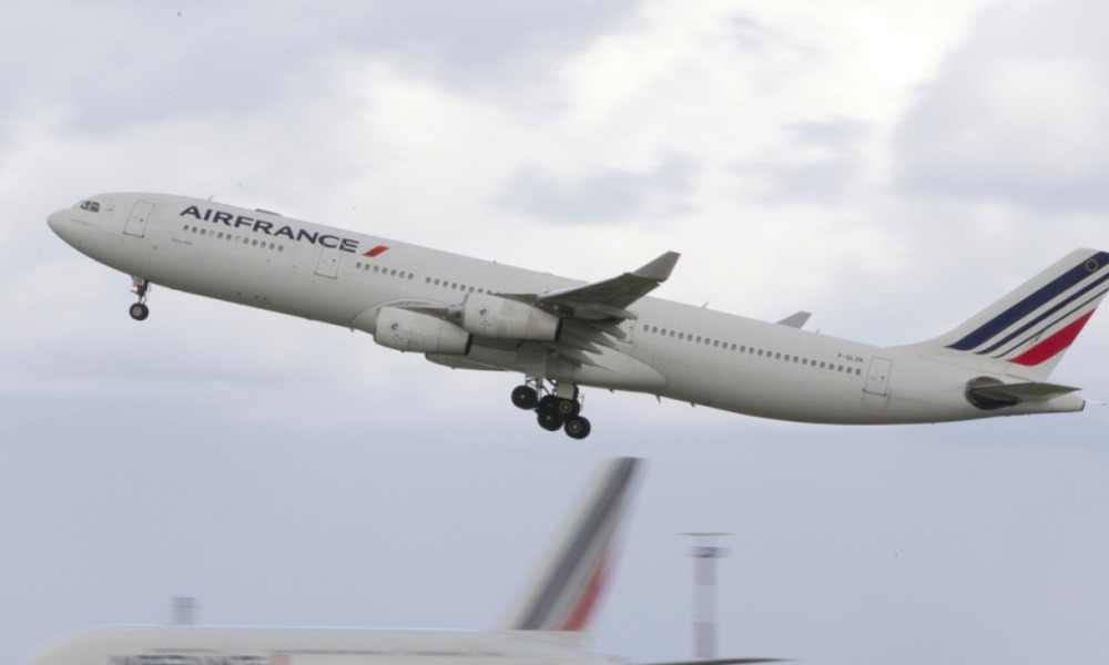 Un vol Air France San-Francisco-Paris dérouté à cause de menaces anonymes