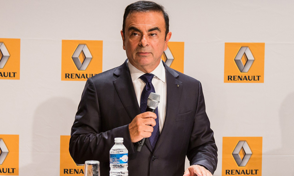 Ghosn renault