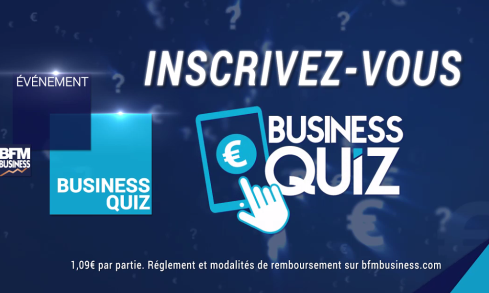 Visuel Business Quiz