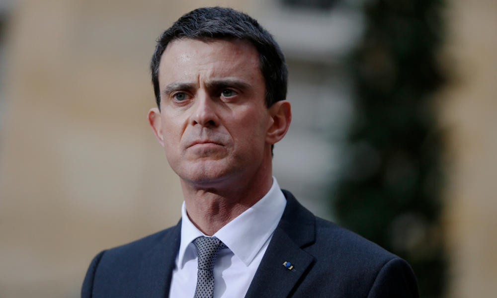 Manuel Valls. (illustration)