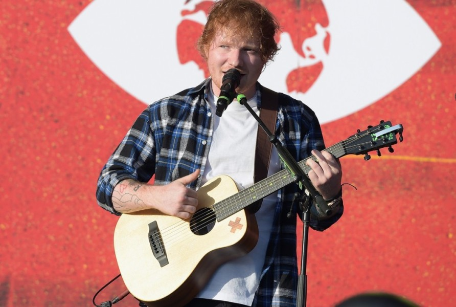 Ed Sheeran oublie les paroles de sa propre chanson en plein direct