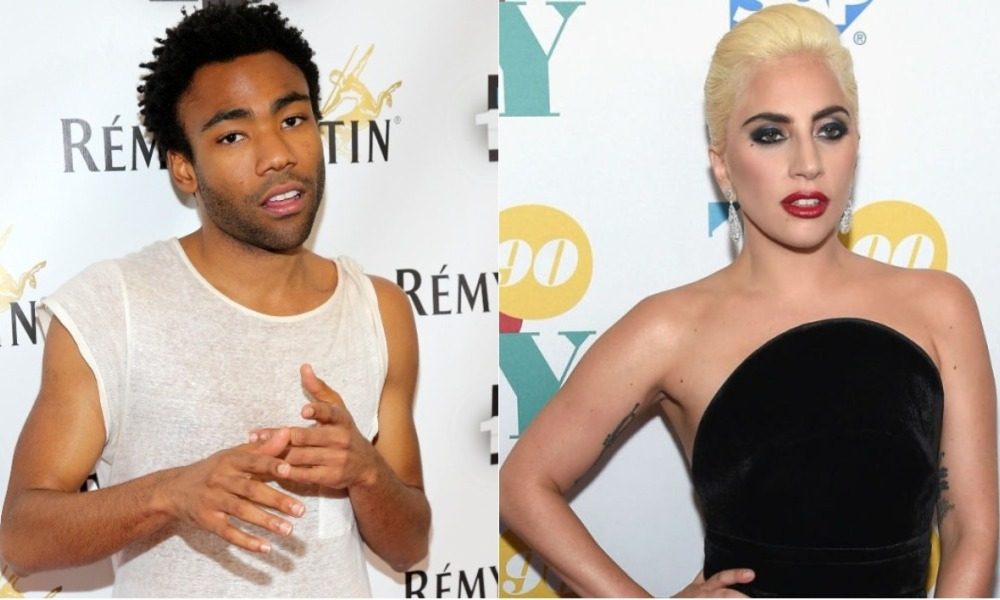 Lady Gaga et Childish Gambino