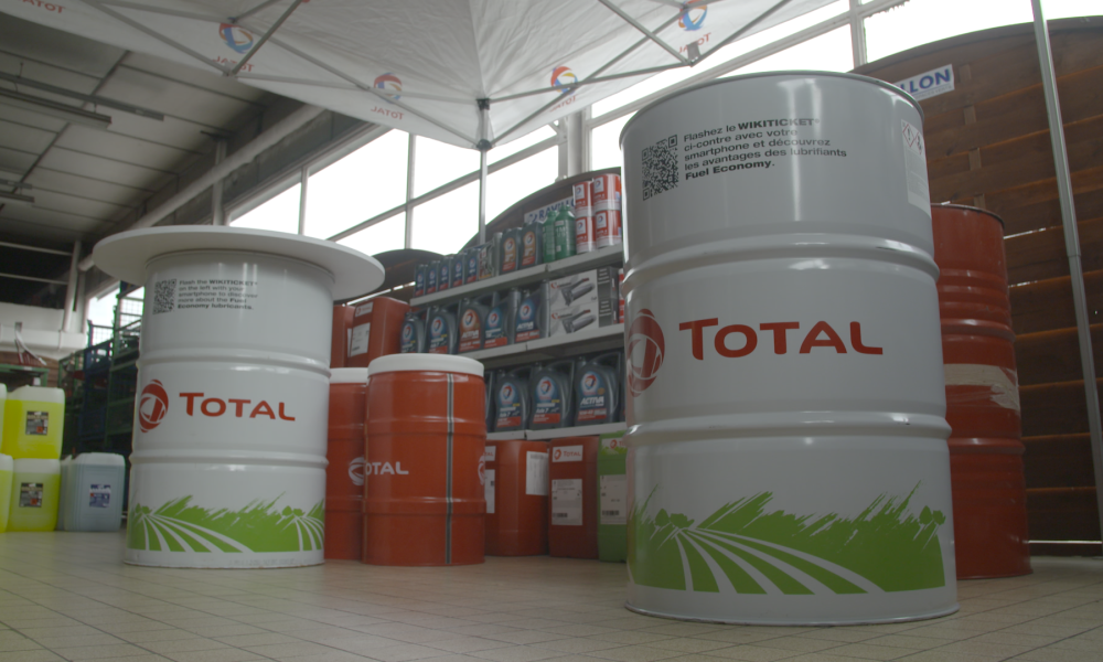 Total Ecosolutions, le label des solutions éco-performantes du Groupe Total