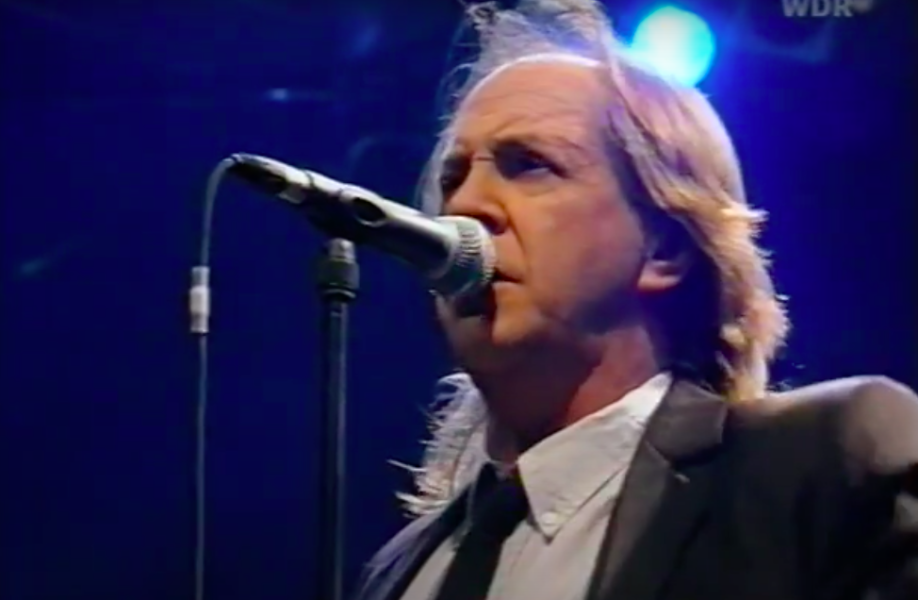 Phil May, chanteur des Pretty Things
