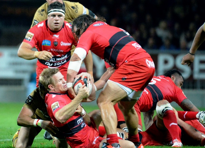 Top 14 : Toulon reprend les commandes