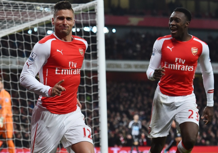 Arsenal s'offre City