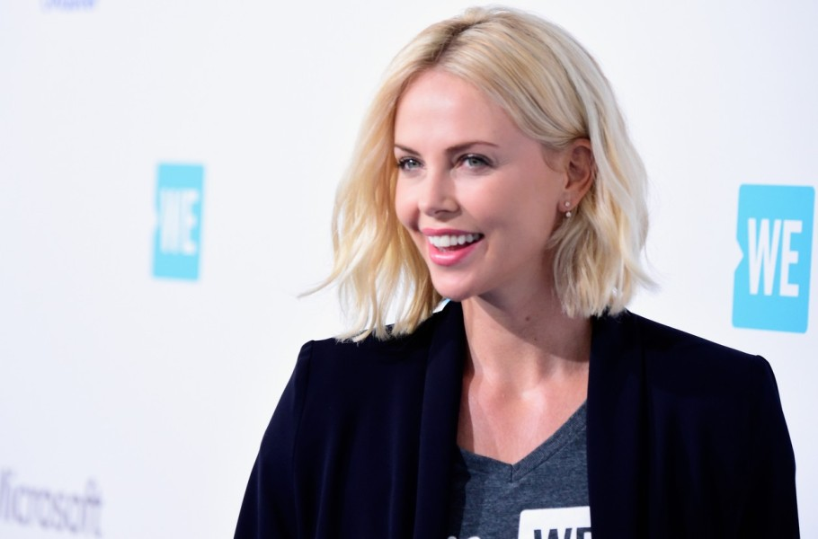 Charlize Theron, le 7 avril 2016