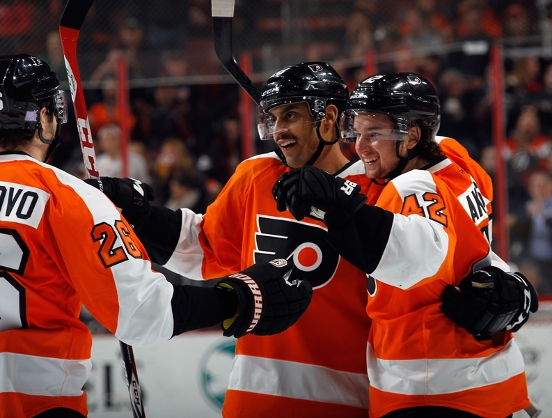 NHL : Bellemare et Roussel s'illustrent