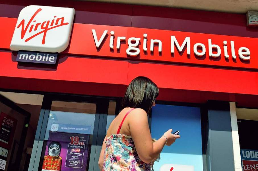 Virgin Mobile compte un parc d'1,7 million d'abonnés
