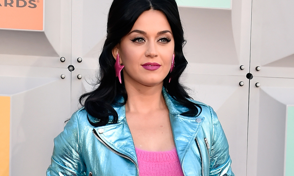 Katy Perry le 3 avril 2016 aux Country Music Awards, à Las Vegas