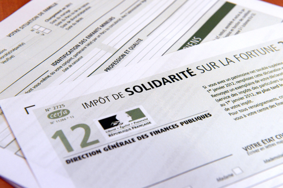 L'ISF concerne 300.000 contribuables