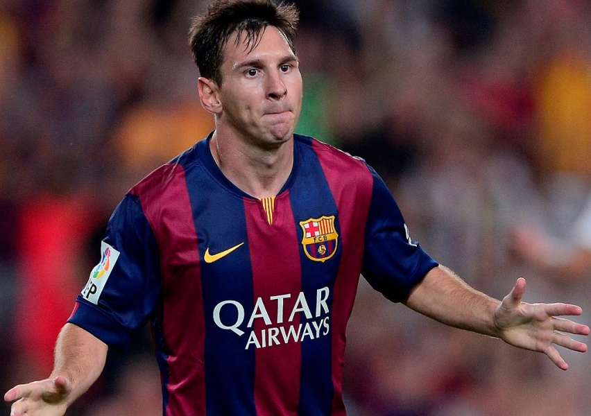Barcelone : La mise au point de Messi