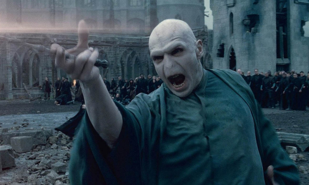 "Voldemort dans la saga de films ""Harry Potter"""