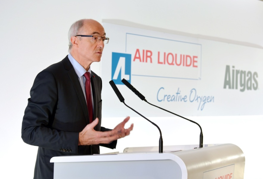 Air Liquide a bien décalé l'acquisition d'Airgas