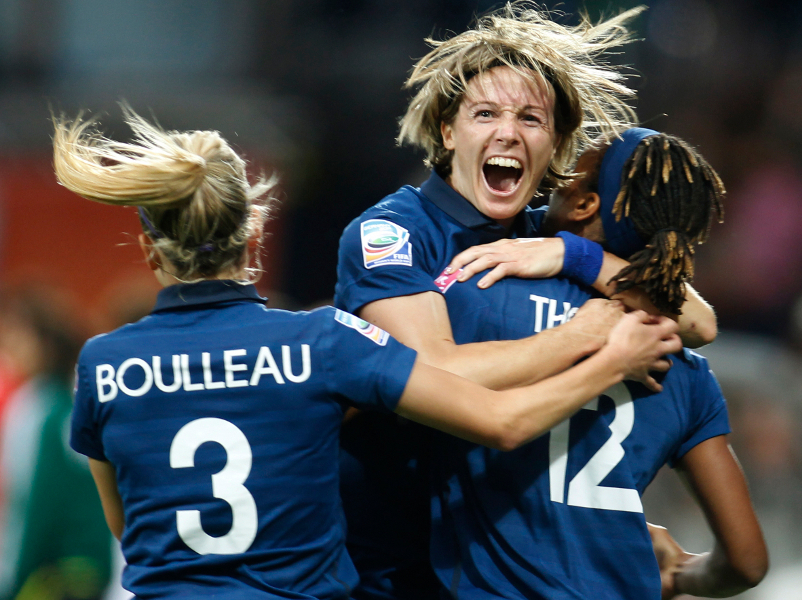 France-Russie : 2-0 (MT)