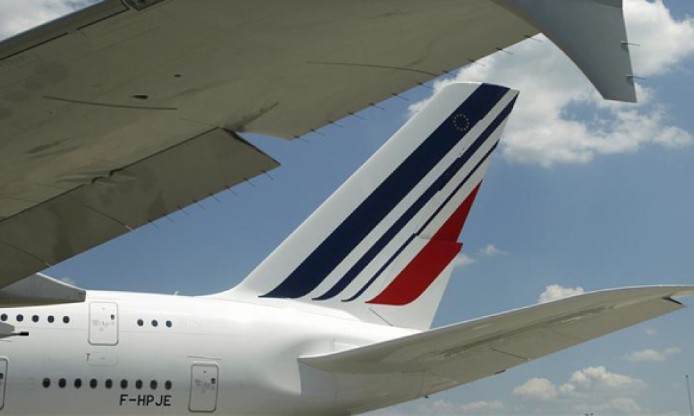 Air France confirme un sureffectif de 2800 personnes