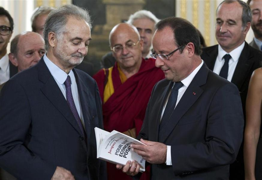 """LE CAPITALISME PATIENT"", SELON JACQUES ATTALI"