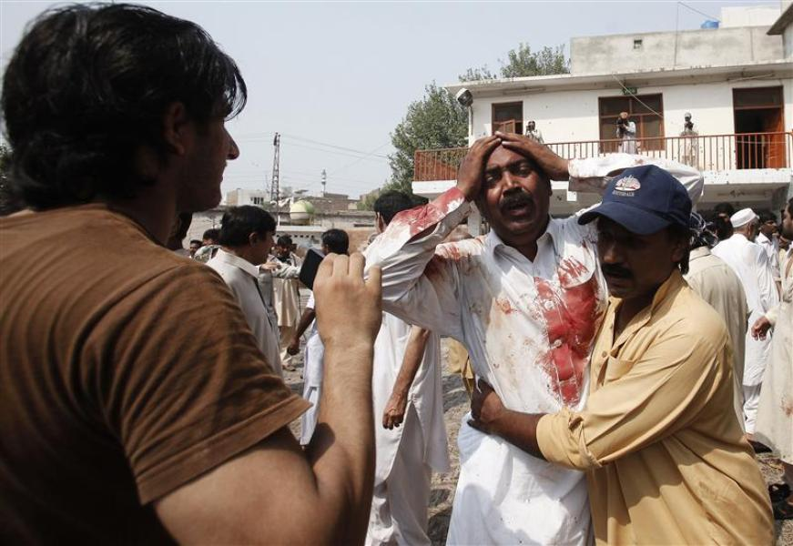 DOUBLE ATTENTAT MEURTRIER AU PAKISTAN